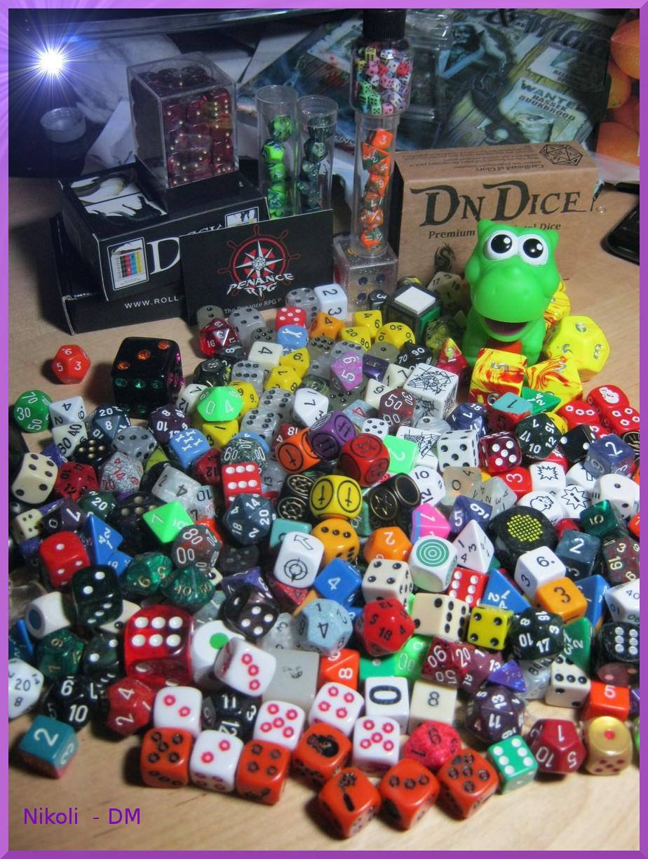 Nikoli Pupzki's dice