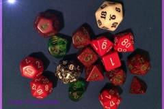 Stilgar Shadowblade's dice