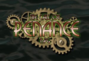 rpg, logo, call of cthulhu. call of penance, cthulhu