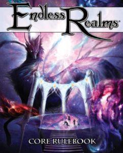 Endless Realms, ttrpg, rpg, indie rpg, indie game, Lunar Games Inc, Lumis, world building, monsters, game