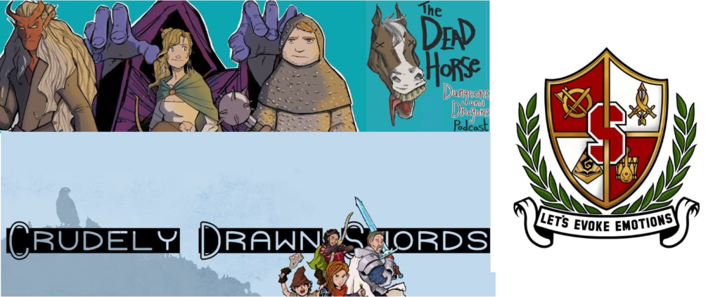 Penance RPG, Halloween, Halloween 2019, Dead Horse podcast, Crudely drawn swords, scratticus academy, podcast, horror, audiodrama, ttrpg, rpg, gaming, tabletop, Dead Horse & Friends, Halloween 2019 Dorohirsk
