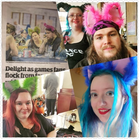 Penance RPG, tabletop, gaming, rpg, dnd, conventions, gamer girls